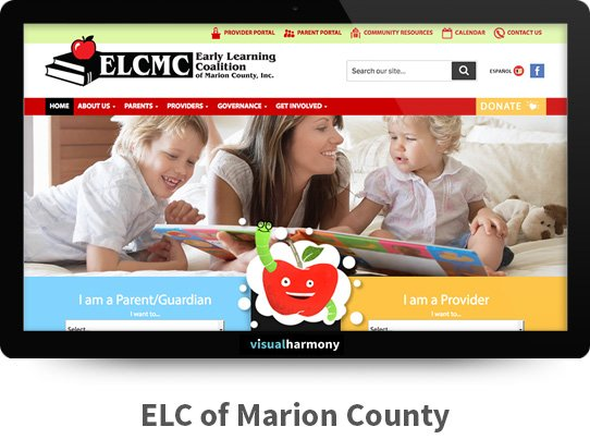 elc marion project archive screen